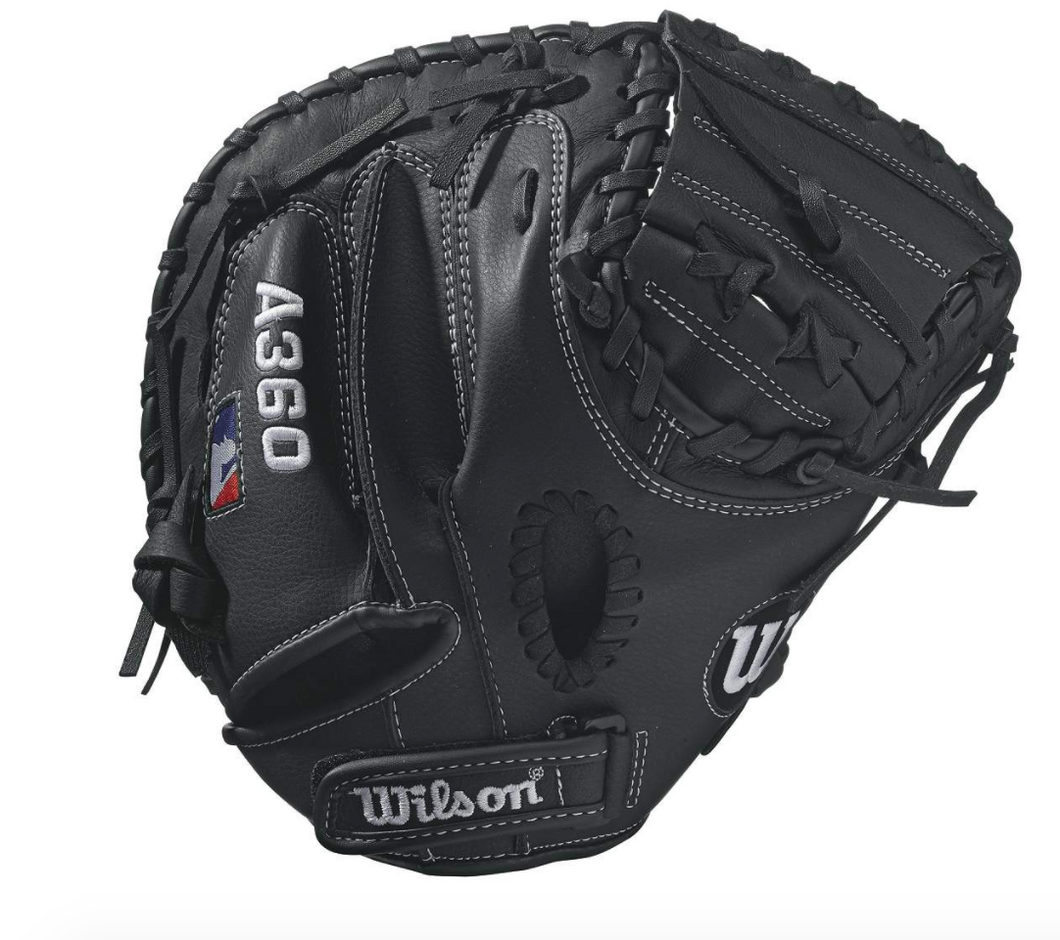 Wilson A360 Baseball Glove- Catchers Mitt 31.5