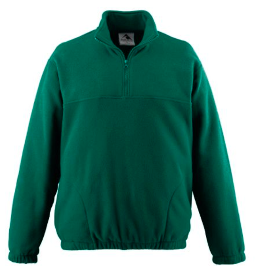 Augusta Chill 1/4 Zip Fleece Pullover