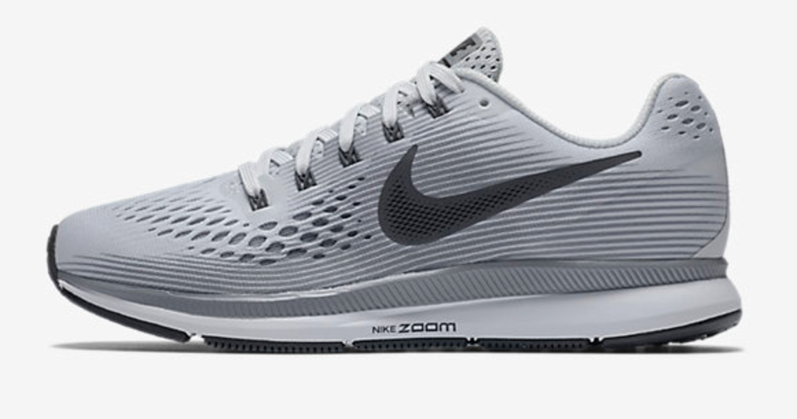 the best attitude 7478e 360be Nike Air Zoom Pegasus 34 TB- White