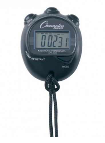Champion Chronograph Sports Timer