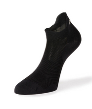 MPG Ultra Luxe Athletic Sock-Black