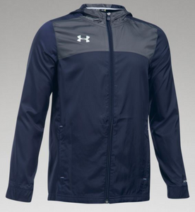 Under Armour Youth Navy Futbolista Shell