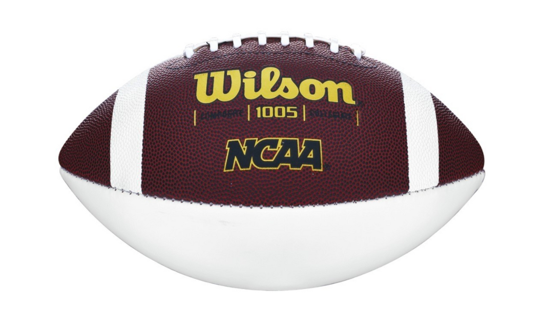 Wilson GST Autographed Football