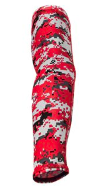 Badger Digital Arm Sleeve- Red Digi-Camo