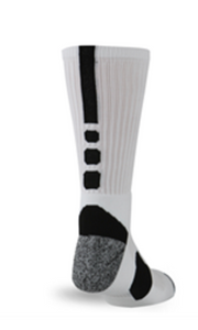 Pro Feet Shooter 2.0 Sock-Pink/White