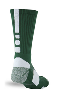 Pro Feet Shooter 2.0 Sock-Forest Green/White