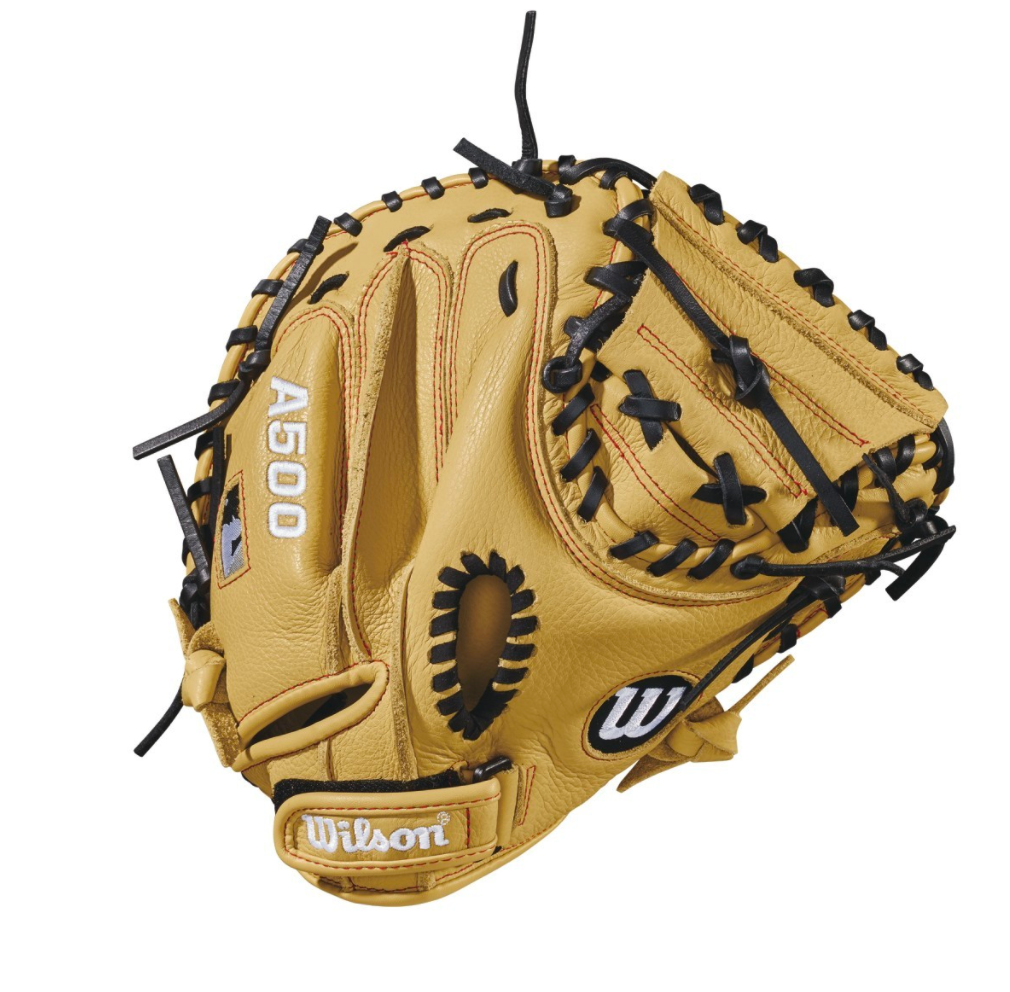 Wilson A500 Baseball Glove- Catcher's Mitt 31.5