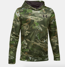 Under Armour Youth Icon Camo Hoodie
