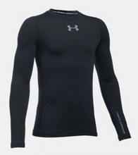 Under Armour Youth ColdGear Armour Crew - Black