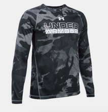 Under Armour Boy's Infared ColdGear Long Sleeve - Grey Area