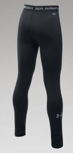 Under Armour Youth ColdGear Base 2.0 Legging - Black