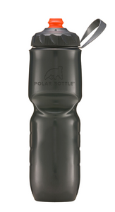 Polar Bottle 24 oz Insulated Bottle - Charcoal