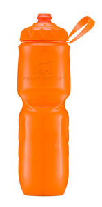 Polar Bottle 24 oz Insulated Bottle - Tangerine