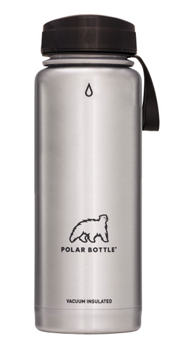 Polar Bottle Thermaluxe - Steel