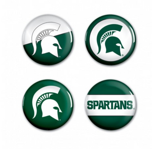 Spartan Spirit Button