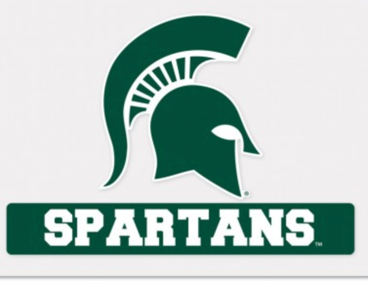 SPARTAN Vinyl Car/Window Decal