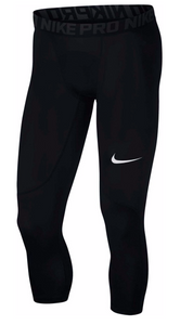 Nike Pro Cool Compression 3/4 Tight - Black