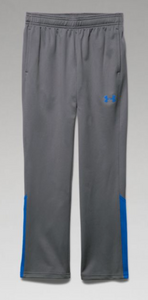Under Armour Boys Brawler 2.0 Pant- Graphite/Royal