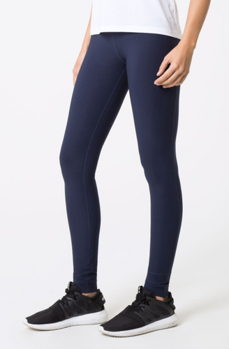 MPG Women's Signature Legging - Navy Thunder