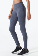 MPG Women's Signature Legging - Charcoal Geo