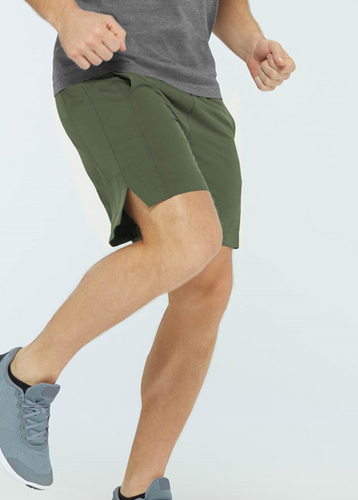 MPG Hype 2.0 Men's Athletic Short - Eco Green