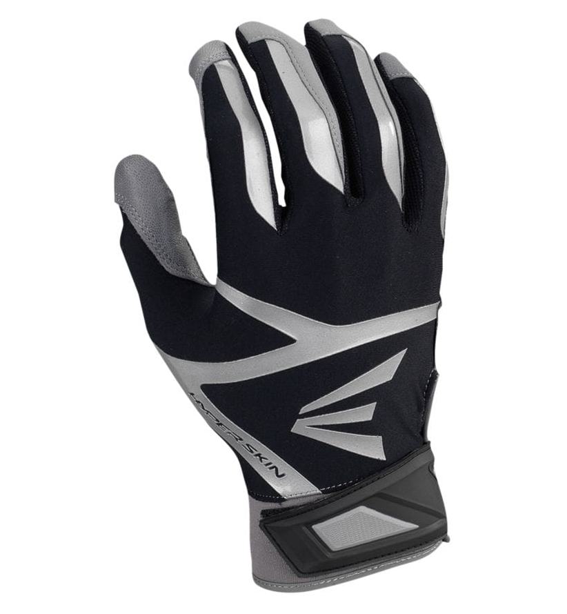 Easton Z7 VRS Hyperskin Batting Glove - Black