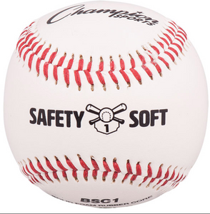 Champion Safety Soft Tee Ball