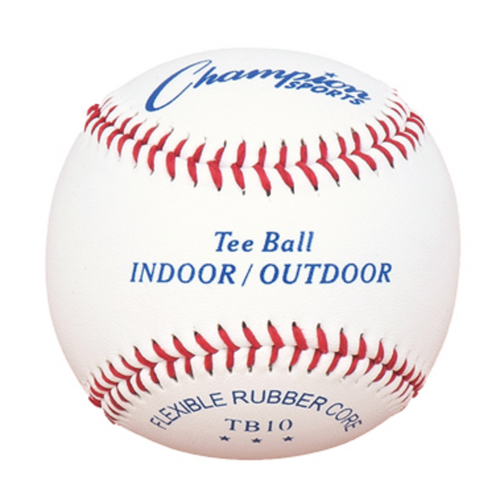 Champion Indoor/Outdoor Practice Tee Ball