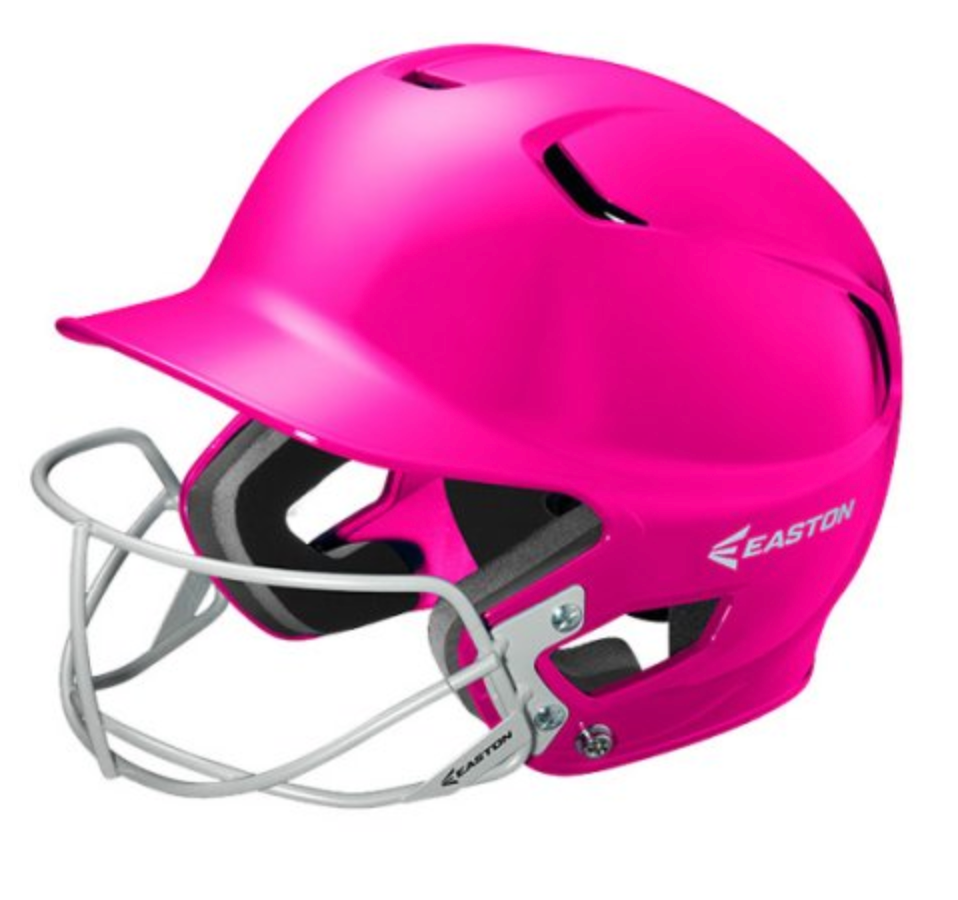Easton Pink Softball Helmet