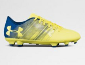 Under Armour Spotlight DL FG JR Soccer Cleats