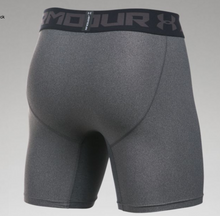 Under Armour Heat Gear 2.0 Compression Shorts -Gray