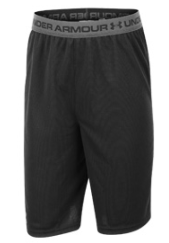 Armour Tech Prototype Short 2.0 - Black