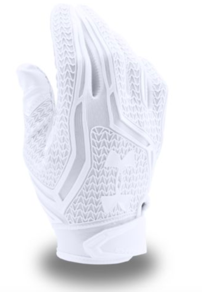 Under Armour Football Glove Swarm