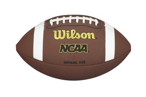 Wilson NCAA Composite Football - TDY