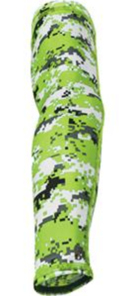 Badger Digital Arm Sleeve- Neon Digi-Camo
