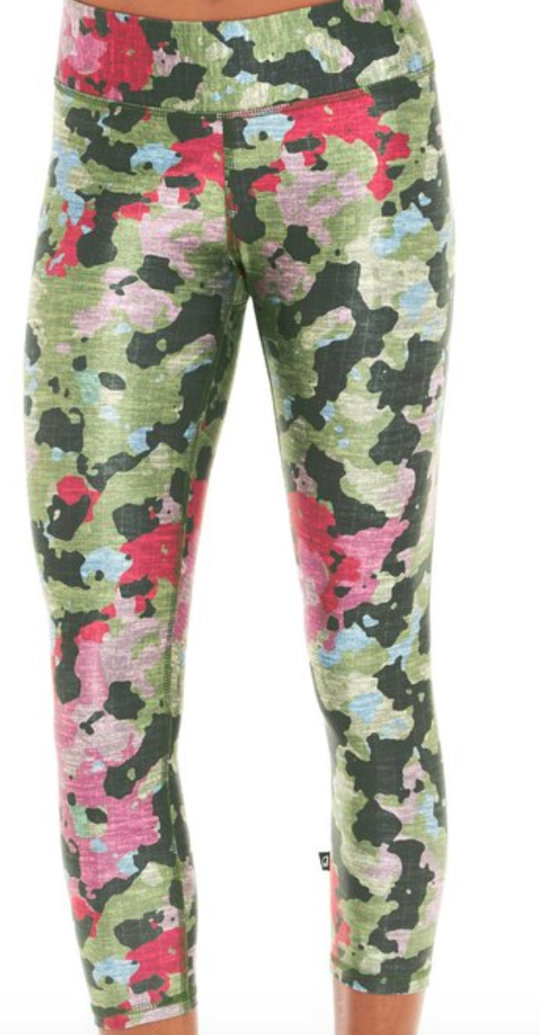 Women's Air Force Tall Band Capri Leggings