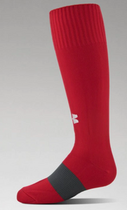 Under Armor Youth Performance Soccer Socks-green/black/red/white