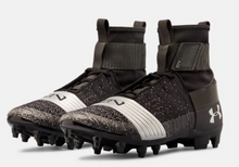 Under Armour C1N MC Football Cleat-Black