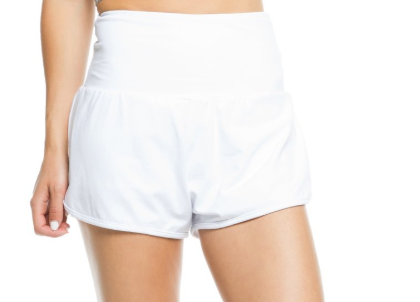 Strut this CICI Short White