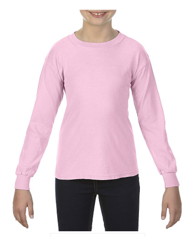 Comfort Color Long Sleeve T-shirt