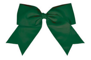 Chasse Cheer Bow-Green