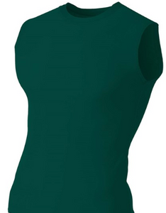 A4 adult sleeveless compression top