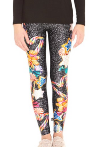 Terez Youth Deck the Halls leggings