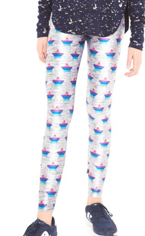 Terez Youth Star Life leggings