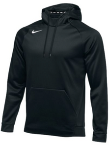 Nike Men's Therma Hoodie - Black