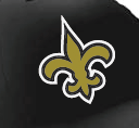 Alabama Saints Helmet Decal*
