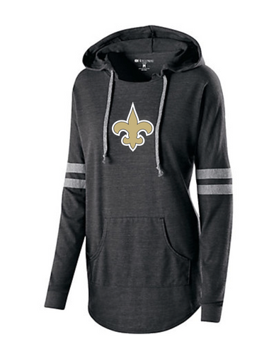 Alabama Saints Ladies Hooded Pullover