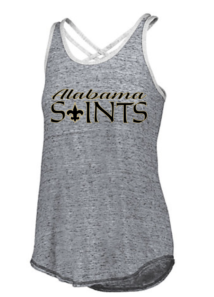 Alabama Saints Ladies Tank