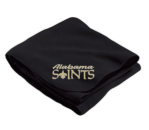 Alabama Saints Stadium Blanket