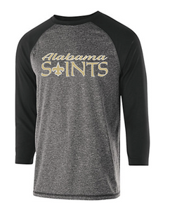 Alabama Saints Raglan Shirt